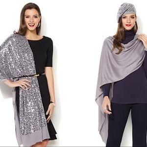 NWT Iman Global Chic Luxe Wrap Bundle